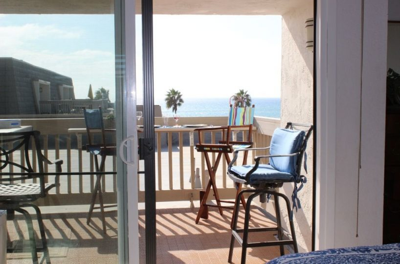 A-312 Bedroom Balcony
