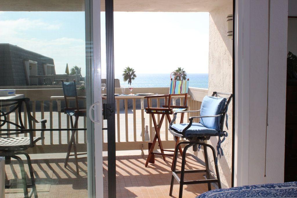 A-312 Bedroom Balcony