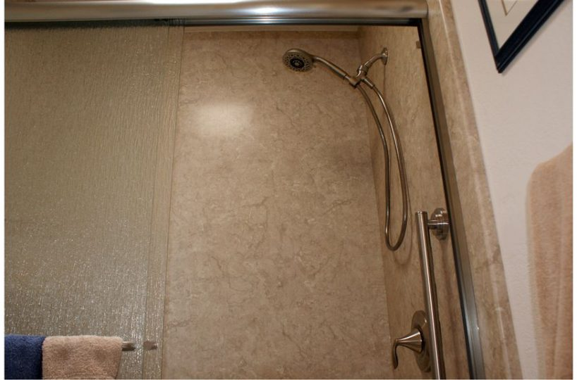 A312 master shower