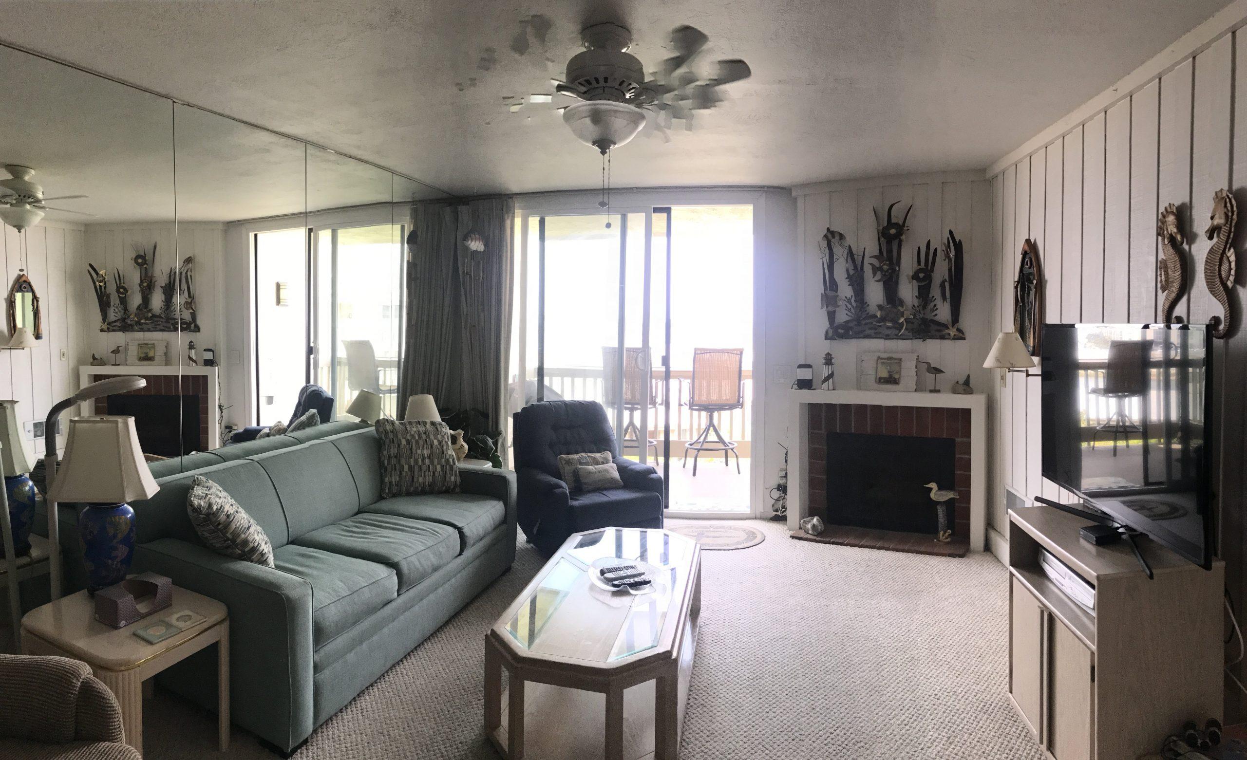 G-219 One Bedroom Rental