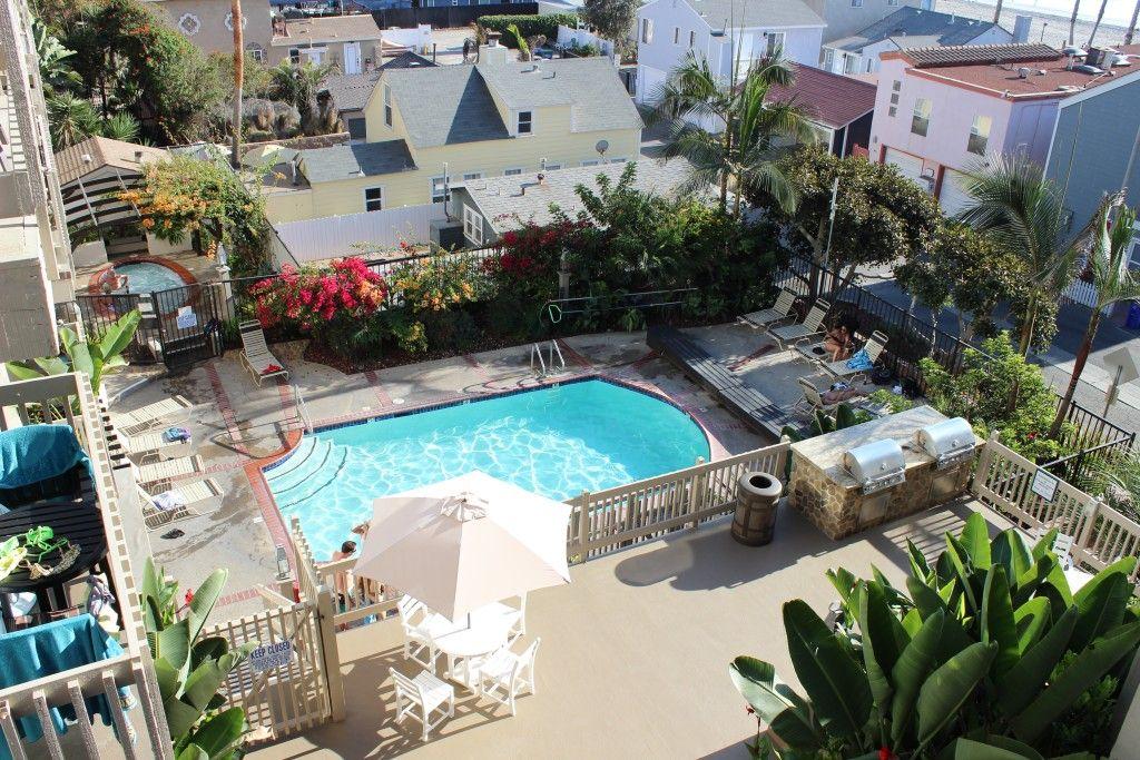 A-312 pool view