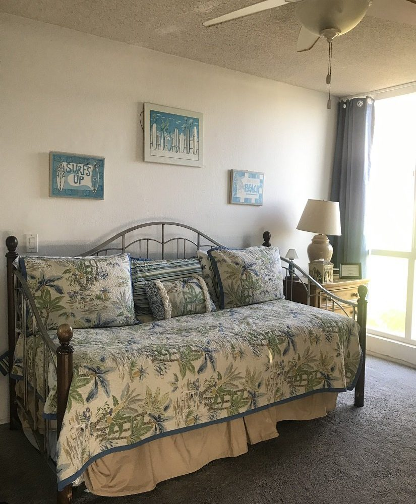 A-101 Guest Room with Day Bed
