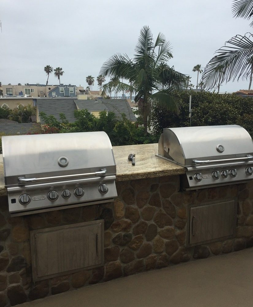 A Building Community Gas Grills