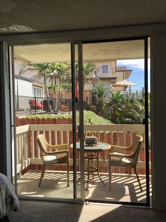 A-101 Master Bedroom Balcony