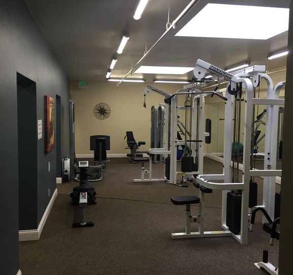 Complex Weight Room