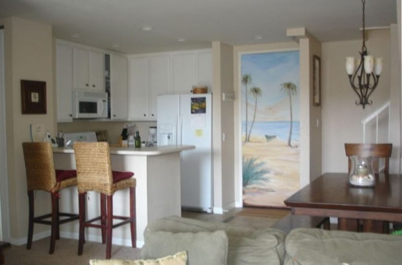 C-309 Dining Room and Kitchen