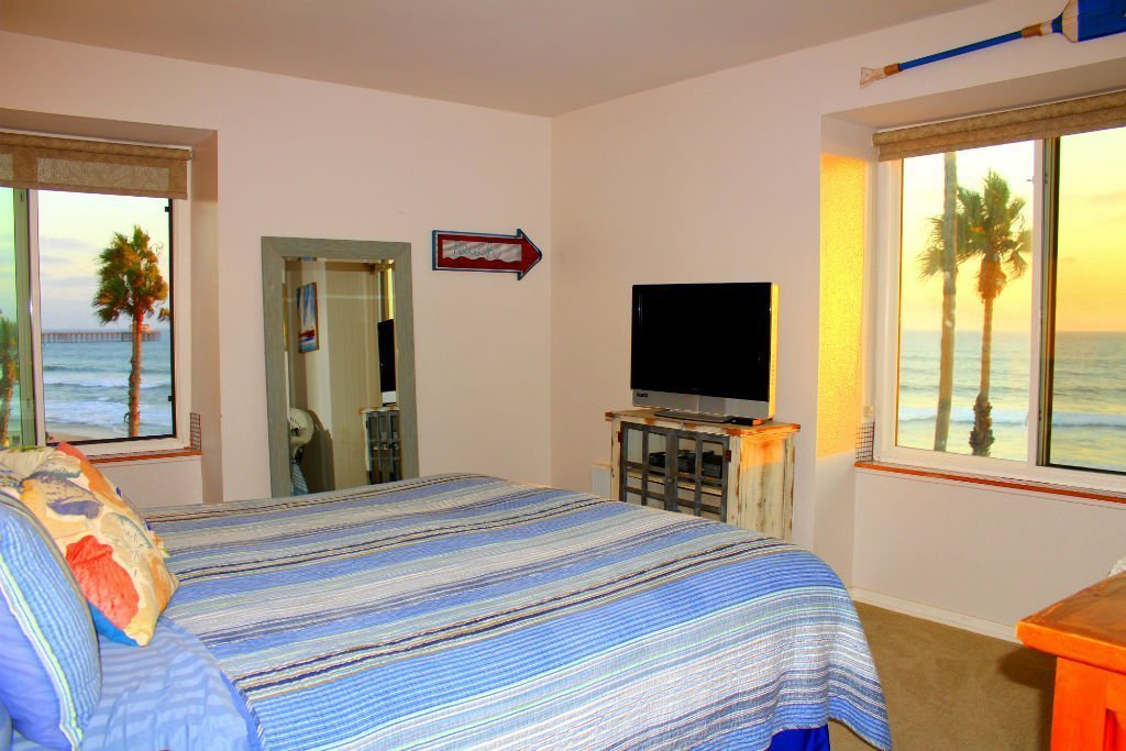 E-312 Master Bedroom